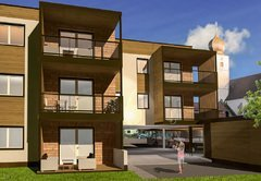 Wohnbauprojekt