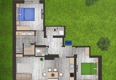 2D - Grundrissgestaltung