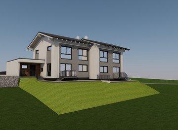 Zweifamilien-Wohnhaus/Schladming